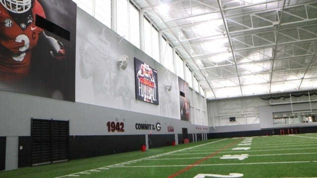 See What's Inside UGA's New Facility