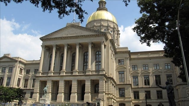 Georgia Senate Bill to Protect LGBTQ Community