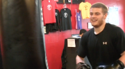 Student Boxer Remains Undefeated