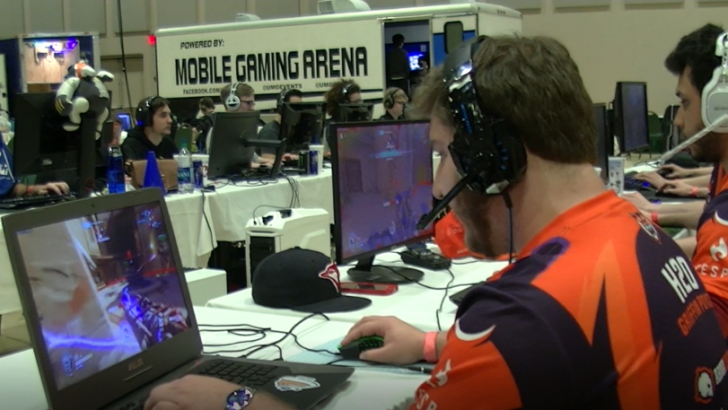 eSports at UGA Hosts over 500 Gamers at its First Gaming Exposition