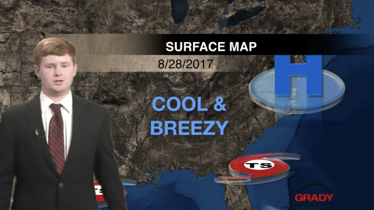 Weather: Below Average Temperatures