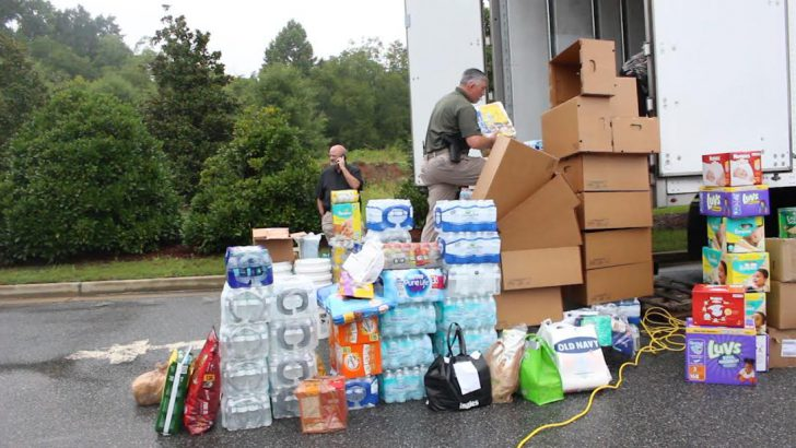 Local Communities Respond to Harvey Relief Efforts