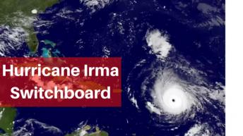 Hurricane Irma Switchboard