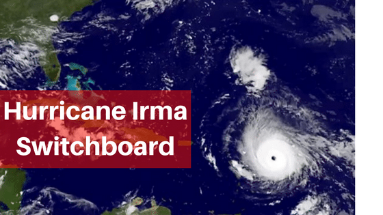 Hurricane Irma Switchboard