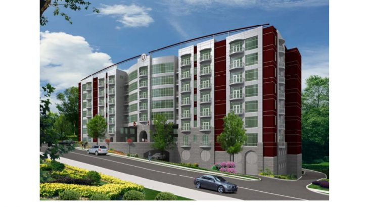 UPDATE: ACC Commissioners approve Ten-Story Apartment Complex