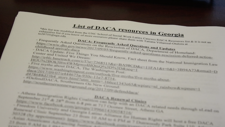 DACA Recipients Can Renew Registration Until Oct. 5
