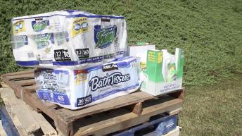 Jackson Co. Sends Hurricane Relief Supplies to Florida