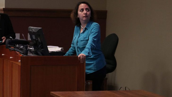 Exiled Turkish Journalist Speaks at UGA