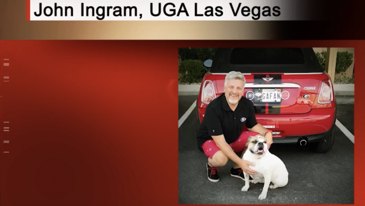 UGA grads living in Las Vegas react to tragedy