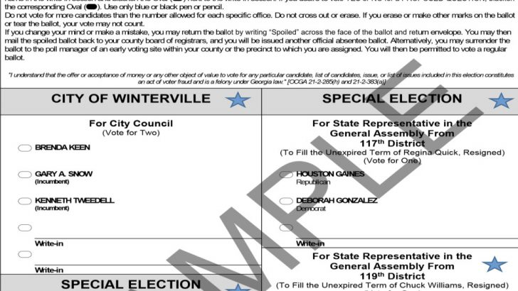 Special Elections Explained: What to Expect on the Ballot