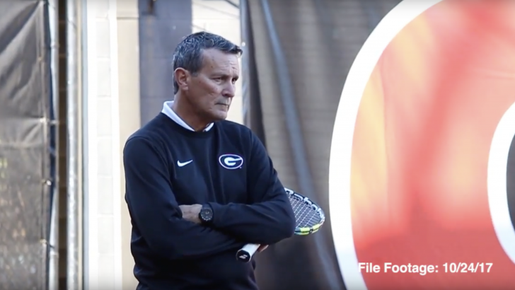 UGA Men's Tennis prescription drug scandal update
