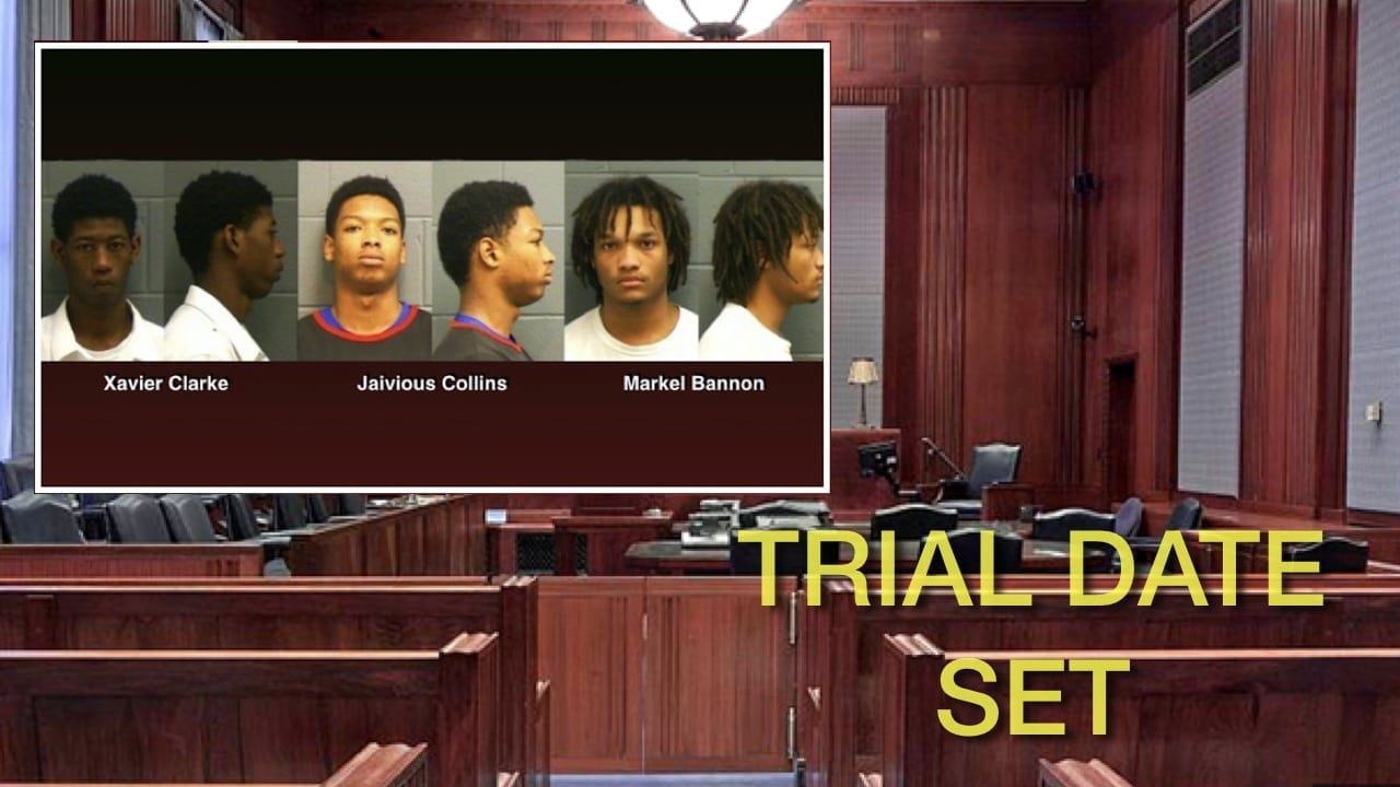 Cedar Shoals rape case trial date set