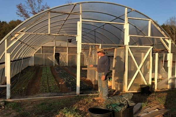 Winter Farming on Organic Farms