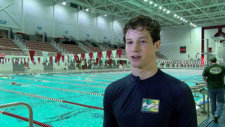 Clarke Central Swimming and Diving prepares for Area Championships