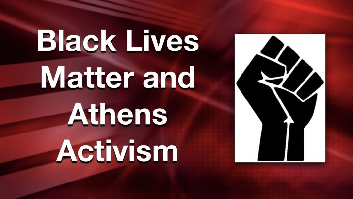 Black Lives Matter Nonexistent in Athens