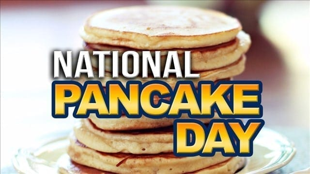 National Pancake Day coming to Athens