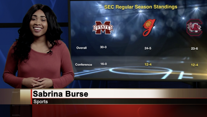 Tuesday Sports with Sabrina Burse