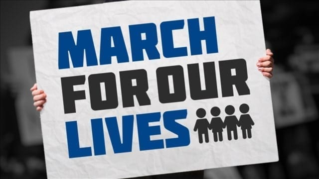 March for Our Lives Protest This Saturday