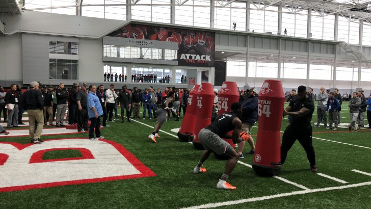 University of Georgia Pro-Day