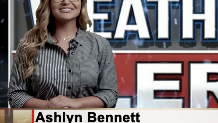 Thursday Weather with Ashlyn Bennett