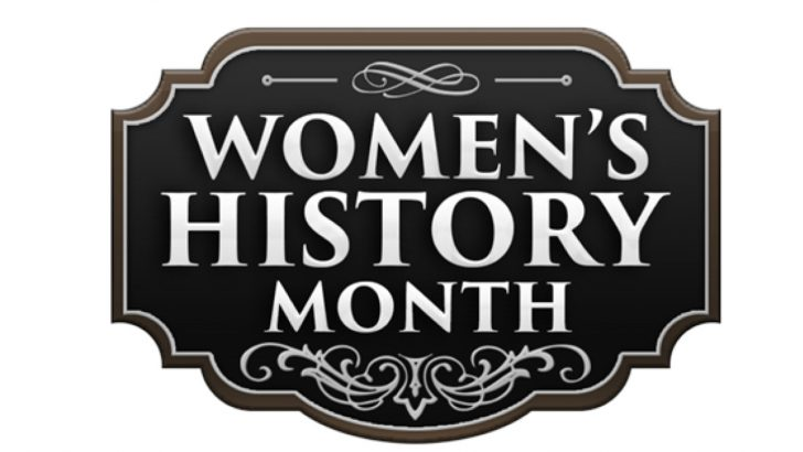 Women's History Month at UGA