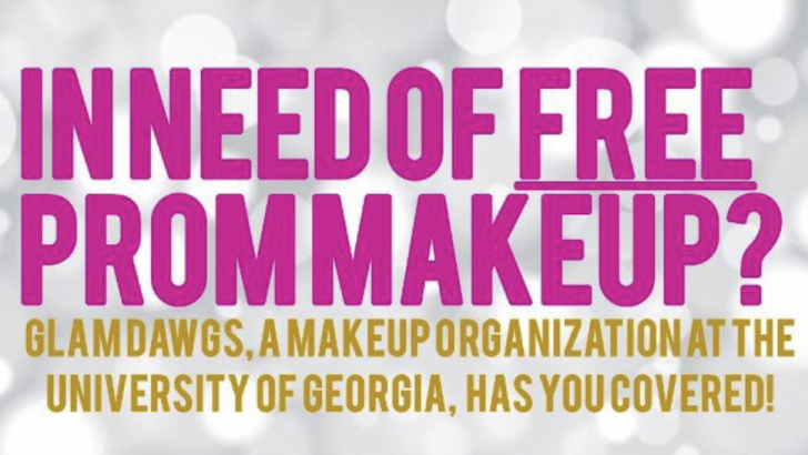 Local makeup organization to relieve the costs of prom makeup