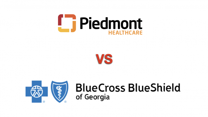 Piedmont Healthcare and BCBSGA Update