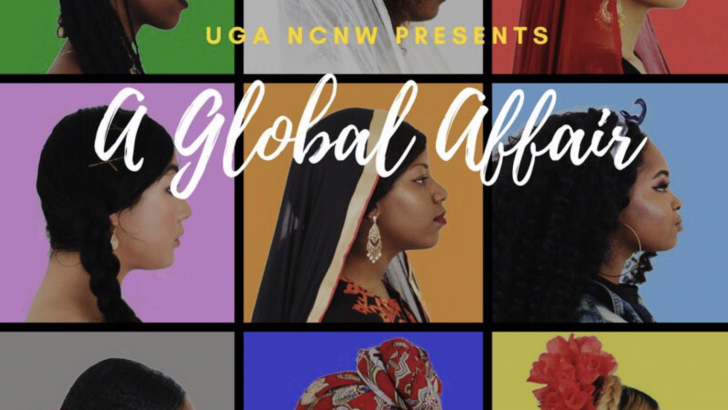 The University's National Council of Negro Women's hair show of the year