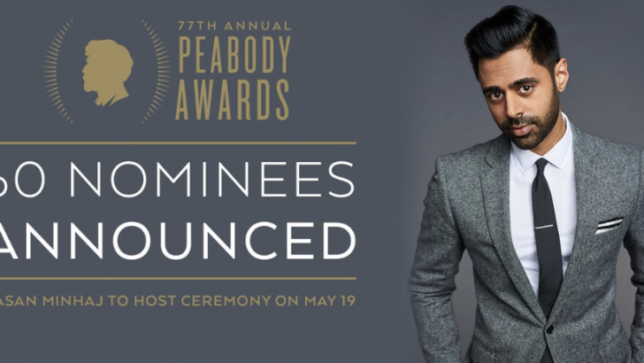The Peabody Awards Nominees Announced