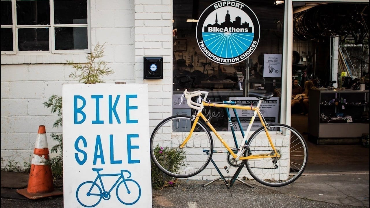 Providing Bikes to Those in Need of Transportation