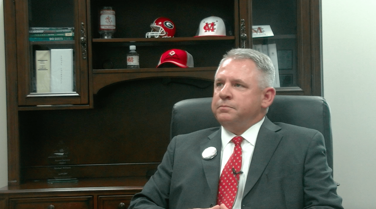 Alum of Madison County Schools Returns Home, Becomes New Superintendent
