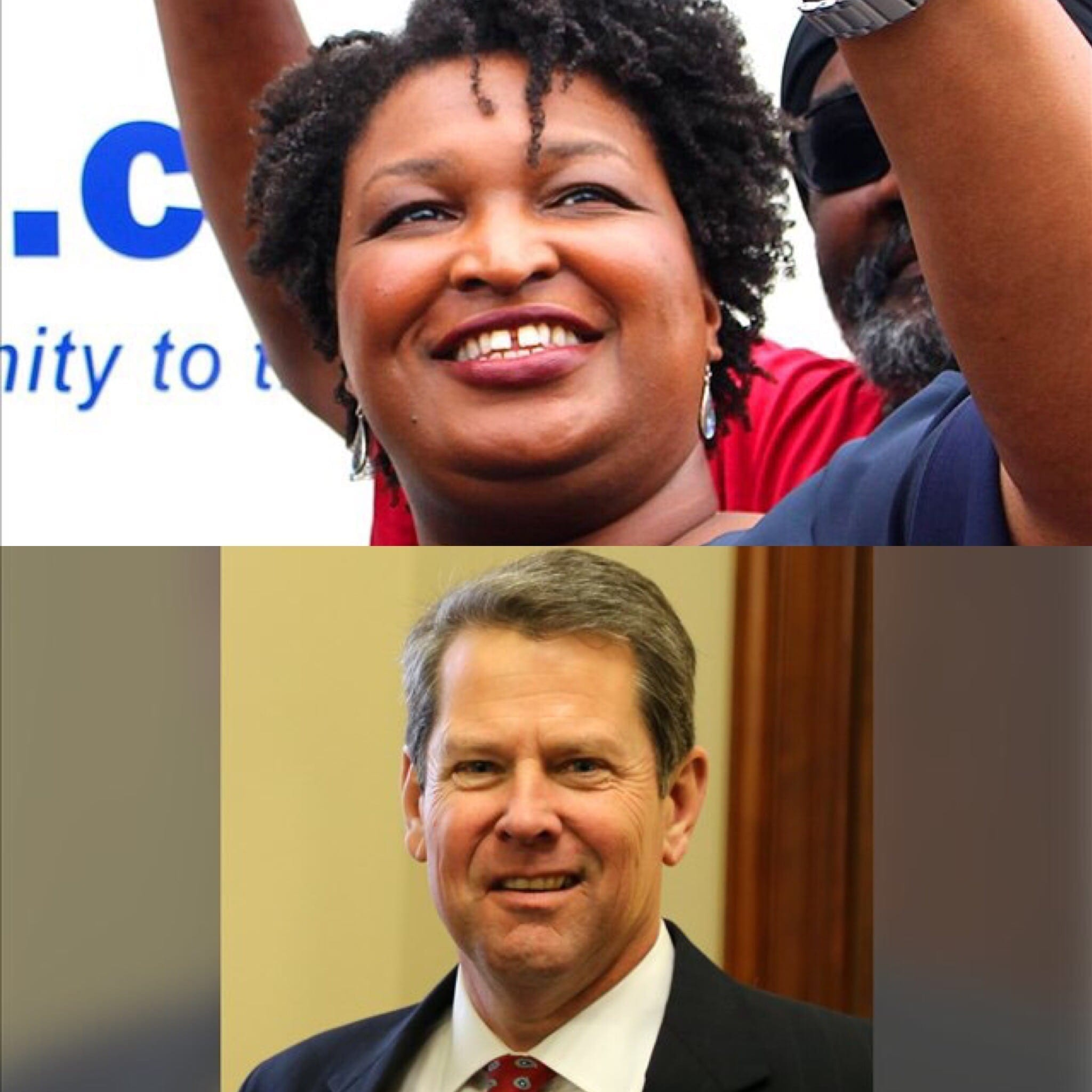 Georgia Governor Poll Shows Race Is Tied