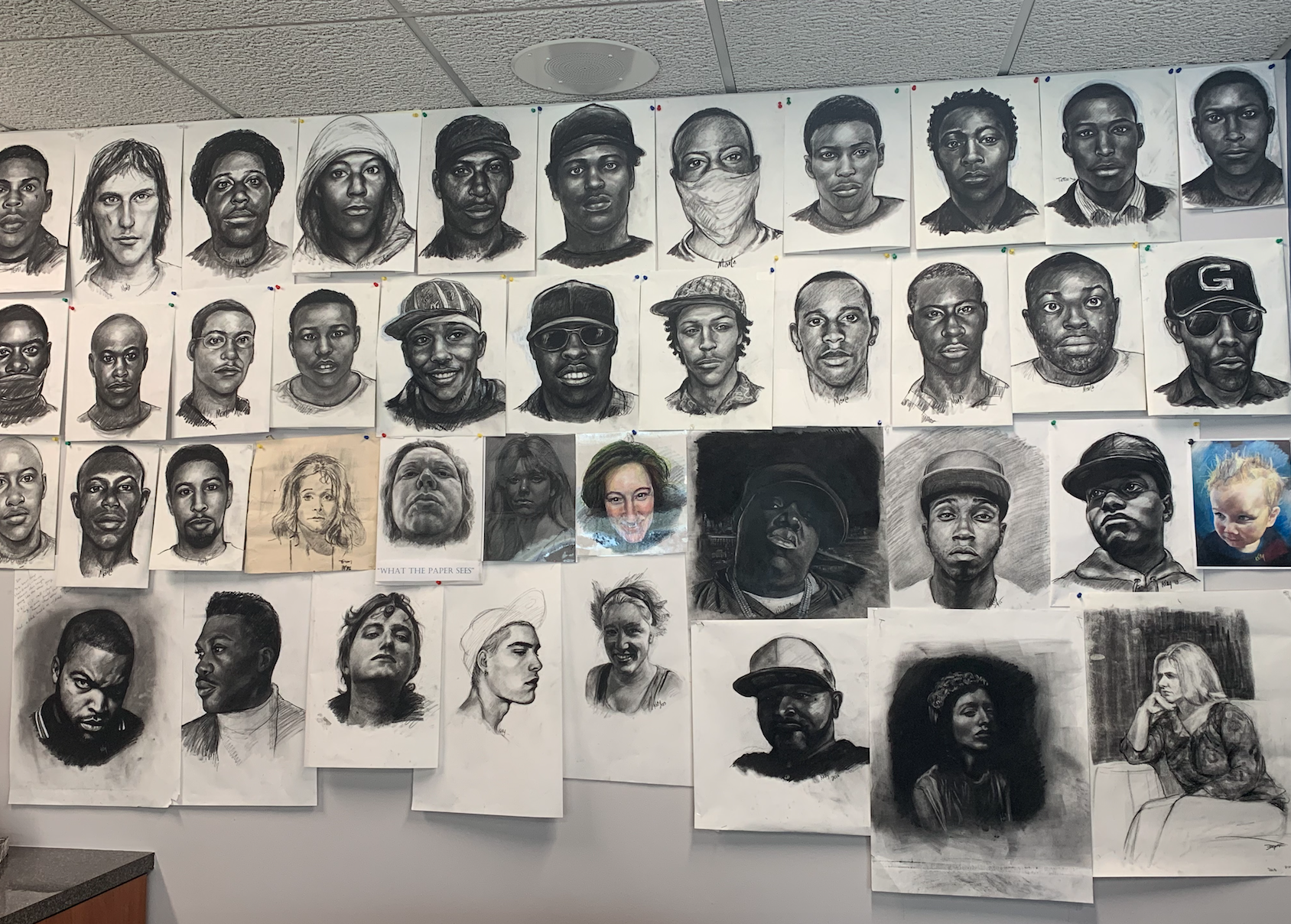 Forensic Sketch Artist Who Sketched Recent Suspect Has Solving