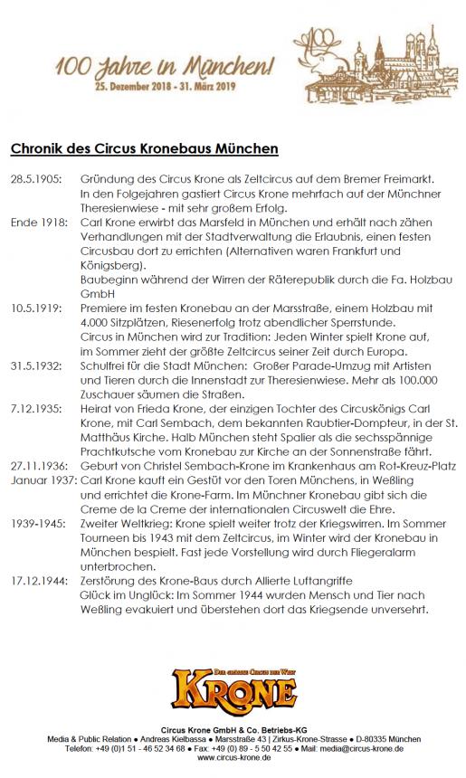 (PDF Courtesy/Circus Krone GmbH & Co. Betriebs-KG)