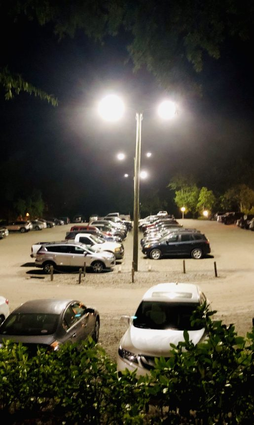 Creswell Parking Lot