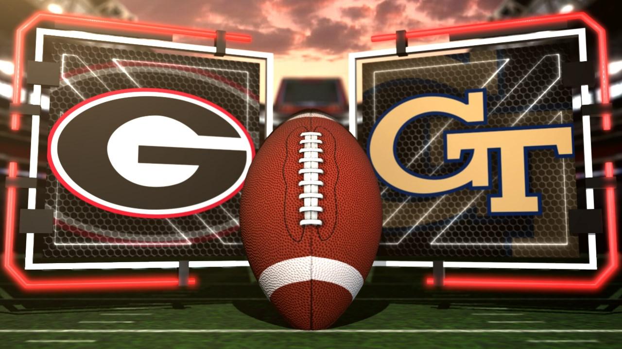 Five Little Known Facts About Georgia Vs Georgia Tech Rivalry Grady Newsource