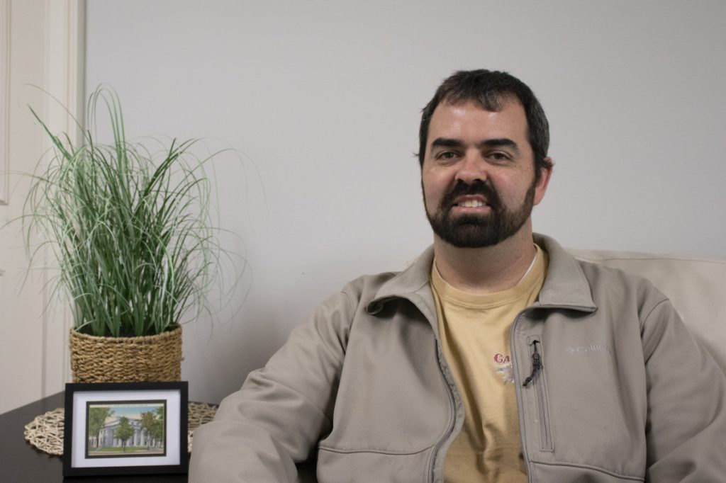 Brandon Checketts, the founder of several businesses in the Athens area, such as SellerLabs, Roundsphere and Seller Accountant.